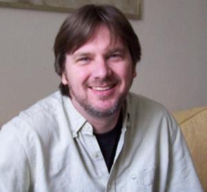 Author Tim Chante